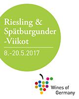 Saksan Viinitiedotus / R&S-viikot 2017